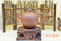 Çin Purple Clay Yixing Zisha Teapot Home Use Eco - Friendly 180ml SGS Certification şirket